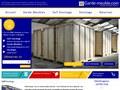 Garde meuble et self stockage en France