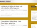 J'Externalise Madagascar : ce qu'il faut savoir avant et pendant votre projet d'externalisation à Madagascar