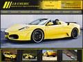 JB Emeric : stage pilotage en Ferrari