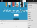 Artbeat : réseau social et professionnel dédié aux arts
