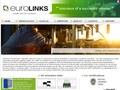 Eurolinks : bande de maillons pour cartouches