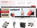Cliquez Luxe : cadeaux de luxe pour entreprises