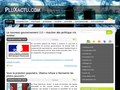 Pluxactu : ovni, complot, manipulation et sciences