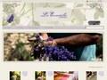 Essentielles en Provence : nappe et senteurs provençales