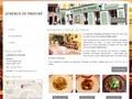 Auberge du Prieuré : cuisine traditionnelle à Saint-Leu-la-Forêt