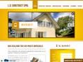 LD Construct : rénovation de façade à Charleroi