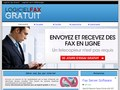 Logiciel FAX Gratuit : envoi de fax par internet gratuitement
