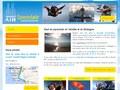 Speedair Parachutisme : saut en parachute depuis un hélicoptère en Bretagne