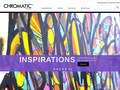 Chromatic Store : nuancier peinture des professionnels - Chromatic