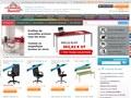 Concept Bureau : mobilier de bureau - banque d'accueil design