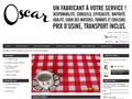 Oscar de la Table : serviettes en papier et nappes pour vos tables de fêtes