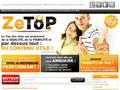 Zetop : annuaire Le Top du Web