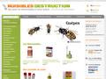 Nuisibles Destruction : anti insecte