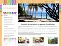 Gîte En Guadeloupe : Habitation Colas, location de vacances en gite en Guadeloupe