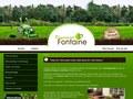 Paysagiste Fontaine : jardinier dans l'Aisne