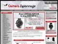 Camera Espionnage : outils de sécurités pour les particuliers et les professionnels