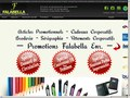 Promotions Falabella : articles promotionnels