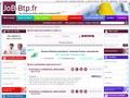 Job BTP : les emplois en Génie civil