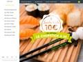 Côté Sushi : restaurant japonais haut de gamme à Bruxelles