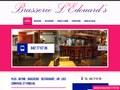 Brasserie L'Edouards : restaurant à Herstal