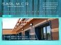 Sarl MCR : maison à ossature de bois - 79