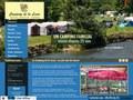 Camping de la Lesse : Camping Houyet sur la r�gion de Namur