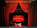 Divine Compagnie : spectacle de cabaret à Avignon