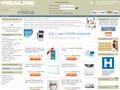 Realme : matériel médical, équipements de soins pour les professionnels de santé et les particuliers