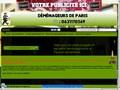 D�m�nageurs 2 Paris : d�m�nagement � Paris pas cher