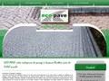 Eco-Pave : entreprise de pavage à Villefranche