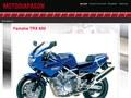 Motodiapason : actualités Yamaha