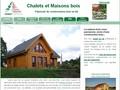 Chalet & maison bois en kit Poirot Construction