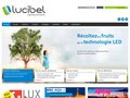 Lucibel : solutions d'�clairage LED pour professionnels
