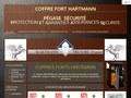 Coffre Fort Pegase : vente de coffre fort en ligne