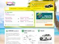 Guadaloc : location de voiture en Guadeloupe - Magaloc
