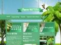 Pierre Mattera : le jardinier à Nice