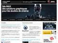 Caduc : vente de logiciels Autodesk et V-Ray de CHAOS Group