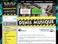 Denis Musique : instruments de musique de qualité à Québec
