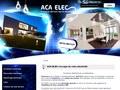 Aca Elec : électricien à Rethel