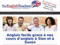 The English Teachers : anglais facile à Saxon