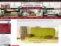 Freddy Laur : canapés, fauteuils et banquettes de qualité