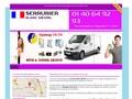 Serruriers Blanc Mesnil : services en serrurerie
