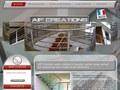 AIF Création France : création d'escalier à Lyon