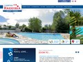 Camping Harrobia dans le pays Basque