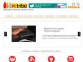 PC Tribu : dépannage PC, réparation informatique et vente de PC portable