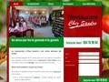 Chez Sandro : pizzeria � La Louvi�re