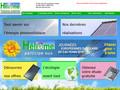 Heliôme toitures solaires - générateurs solaires photovoltaïques