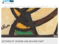Artime Enchères : oeuvres d'art et mobiliers