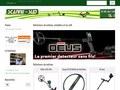 Scanne Sud : boutique en ligne de vente d'arbalètes, airsoft et détecteurs de métaux