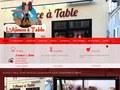 Alsace � Table : traiteur alsacien � Voiron